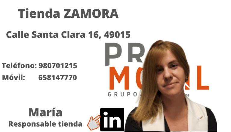 Maria Tienda Zamora ProMovil