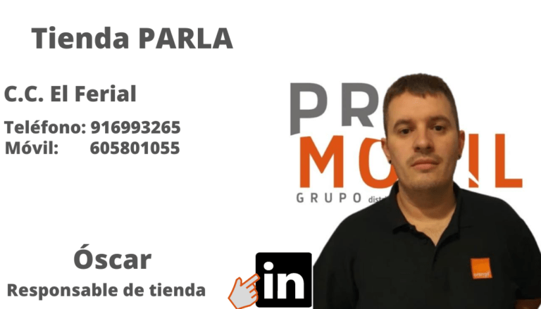 Oscar PARLA PROMOVIL