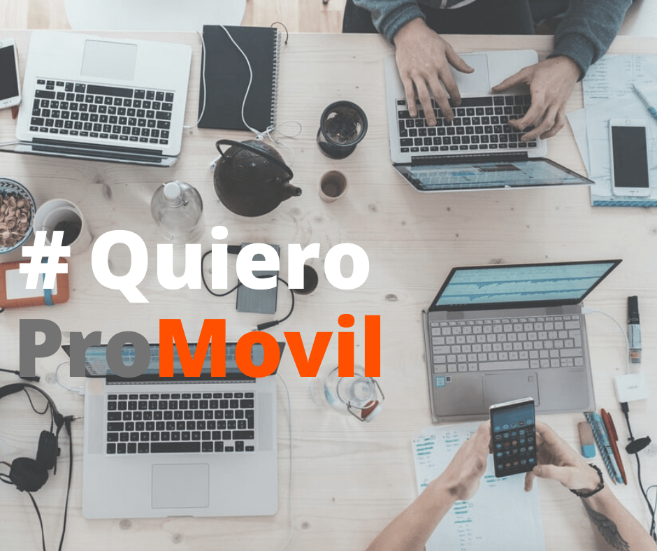 #quieropromovil