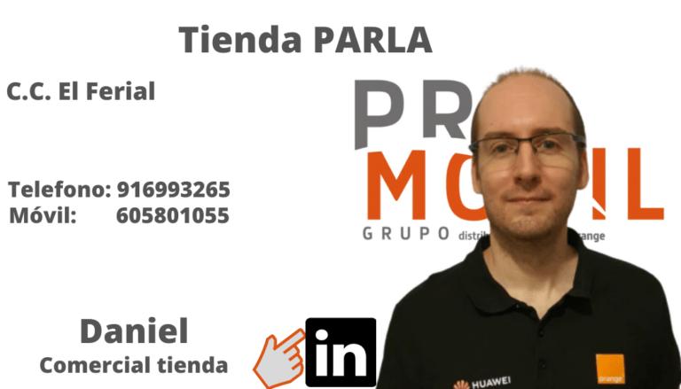Daniel Parla PROMOVIL