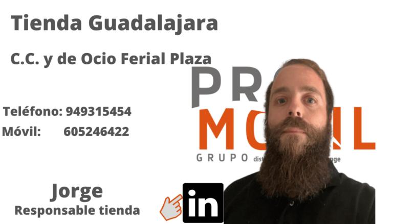 Jorge Tienda Guadalajara PROMOVIL