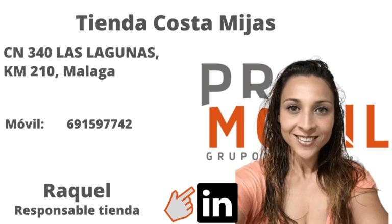 Raquel Mijas PROMOVIL