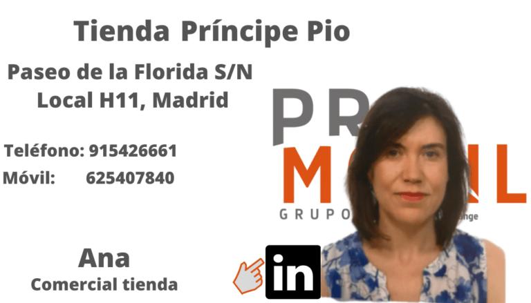 Ana PRINCIPE PIO PROMOVIL